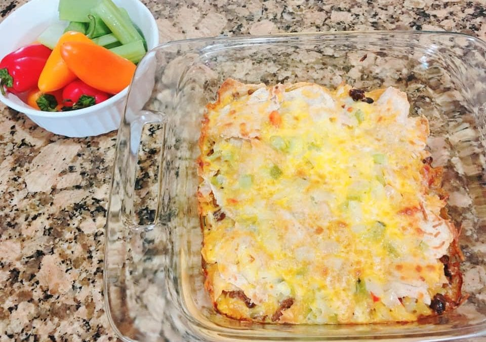 Low Carb Taco Bake (THM S)