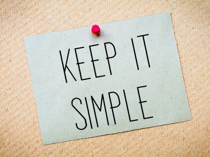 7 ways to simplify the Trim Healthy Mama Plan