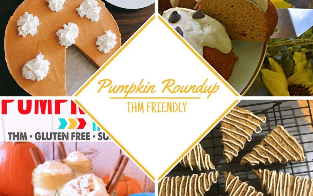 THM Pumpkin Recipe Roundup!