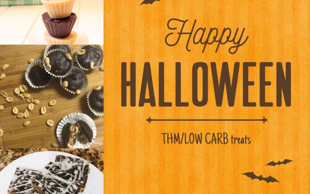Halloween Candy Round up (THM & Low-Carb Friendly)