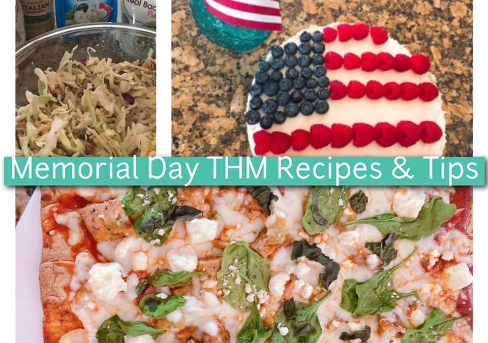 Memorial Day Recipes! (THM friendly, low carb, keto)