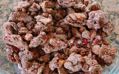 Peppermint Muddy Buddies (THM S)
