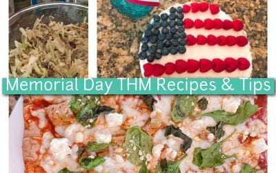 Memorial Day Recipes! (THM friendly, low carb, keto)