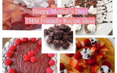 5 THM friendly recipes for Mother's Day (THM, keto, low carb)