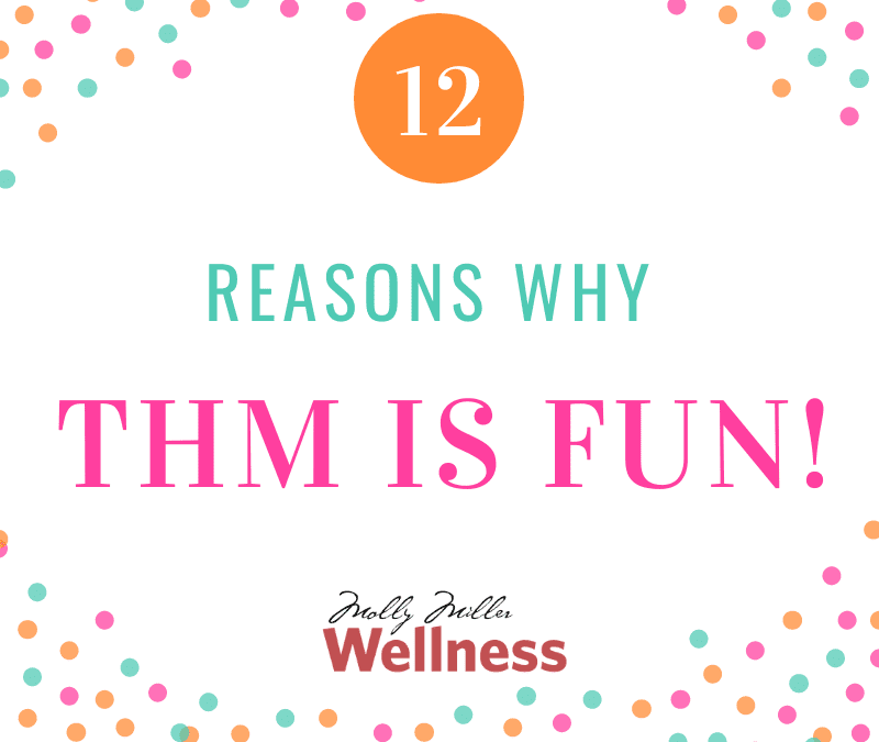 12 Reasons Why THM is fun!